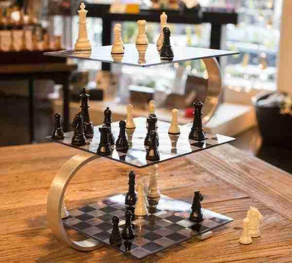"""Брэдли Любящий -  """"КОСМИЧЕСКОЕ"""" АНБ – в 4 ЧАСТЯХ 3d-chess"""