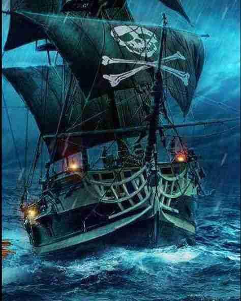 """Брэдли Любящий - НАУКА"""" НАШЕЙ КОСМОЛОГИИ Pirate-ship"""