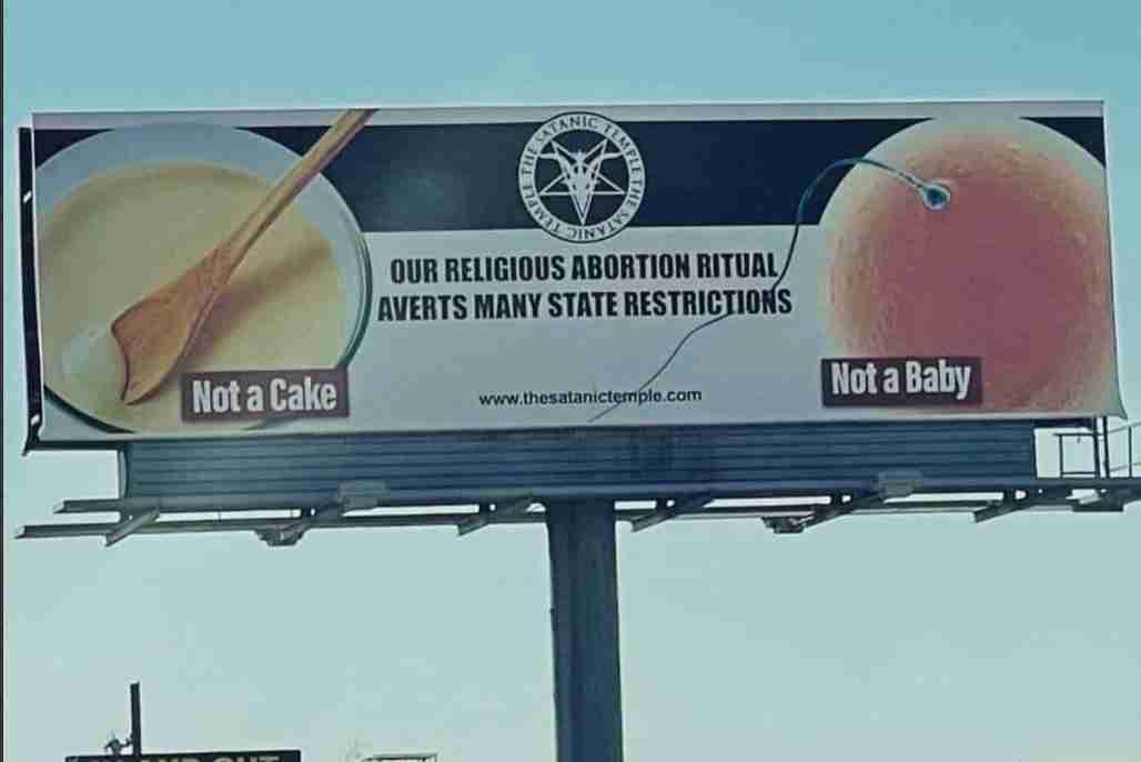 Брэдли Любящий ТЫ ПРОСТО НЕ МОЖЕШЬ ВЫДУМАТЬ ВСЕ ЭТО... ДАЖЕ НЕБЕСА ПРЕБЫВАЮТ В ПОЛНОМ НЕВЕРИИ Abortion-is-a-Ritual