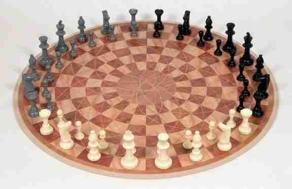"""Брэдли Любящий -  """"КОСМИЧЕСКОЕ"""" АНБ – в 4 ЧАСТЯХ Not-Ordinary-Chess-Three"""