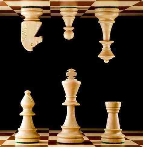 """Брэдли Любящий -  """"КОСМИЧЕСКОЕ"""" АНБ – в 4 ЧАСТЯХ Not-Ordinary-Chess-Two"""