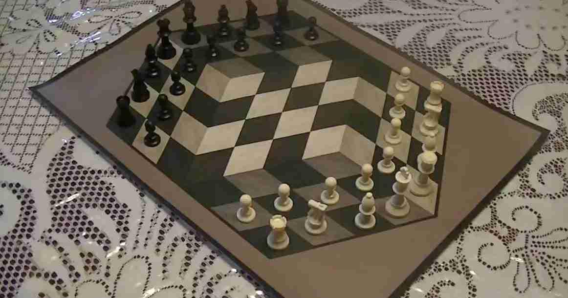 """Брэдли Любящий -  """"КОСМИЧЕСКОЕ"""" АНБ – в 4 ЧАСТЯХ Not-Oridnary-Chess"""