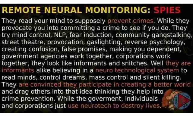 Брэдли Любящий КРАЙНЯЯ КОРРУПЦИЯ В АМЕРИКЕ Remote-Neural-Monitoring-Program